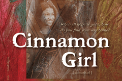 Original Painting and Design for Cinnamon Girl