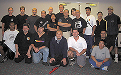 Master Ricketts Seminar Orange, CA